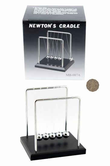 Newtons Cradle with Base