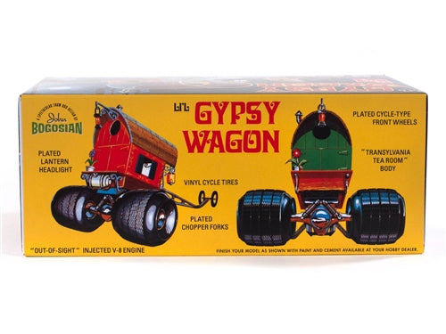 R2AMT1067 AMT Li'l Gypsy Wagon Show Rod 1:25 Scale Model Kit