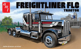 R2AMT1195 AMT Freightliner FLC Semi Tractor 1:24 Scale Model KitAMT 40' Semi Container Trailer 1:24 Scale Model Kit