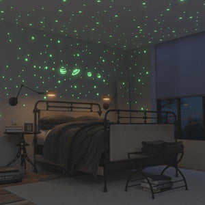 Glow in the Dark Stars (Pack of 40)