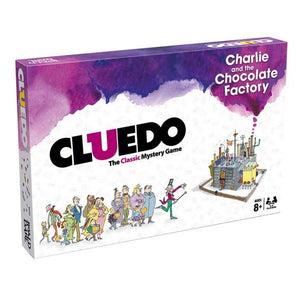 Cluedo Charlie & The Chocolate Factory