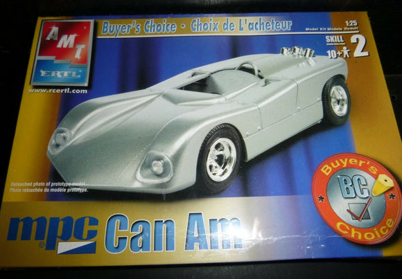 AMT 1/25 MPC Can Am Plastic Model Kit (Vintage)