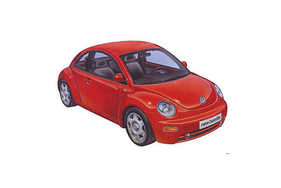 Tamiya VW New Beetle - T24200