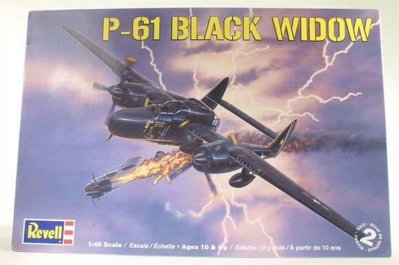 Revell 1/48 P-61 Black Widow Plastic Model Kit
