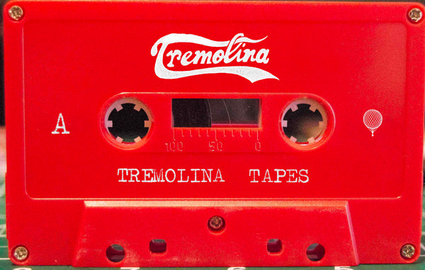 """Tremolina (1999-2004): Fanzines completos"" + Cassette ""Tremolina Tapes"""