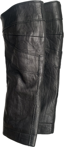 Black Leather / Metal Mix Zadig & Voltaire Sleeve