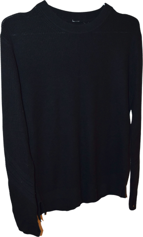 Black Cashmere Mix lululemon Sweater  Size S/M