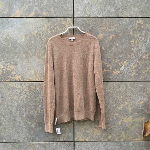 Pastel Color Mix Alpaca / Wool Mix COS Light Sweater  Size M