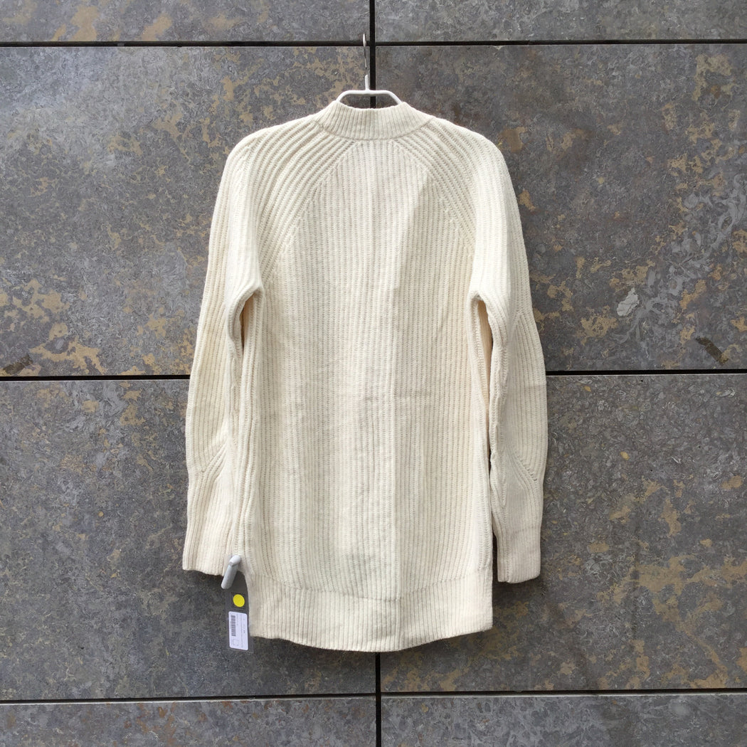 Straw Alpaca / Wool Mix All Saints Sweater Loose-fit Size S/M
