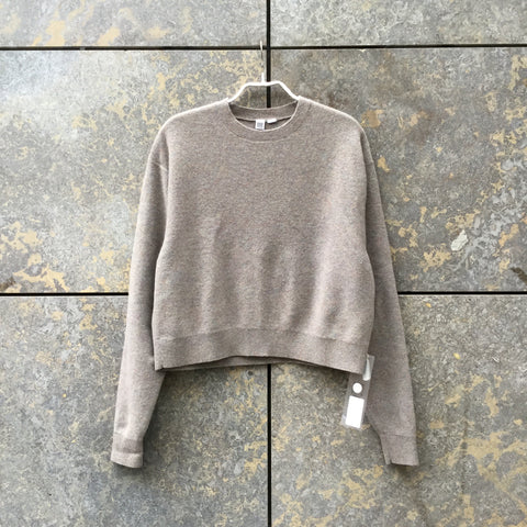 Colorful Wool Uniqlo Sweater Boxy Size M/L