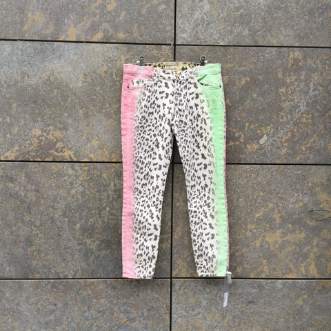 Colorful Denim Current/Elliott Jeans  Size 30/31