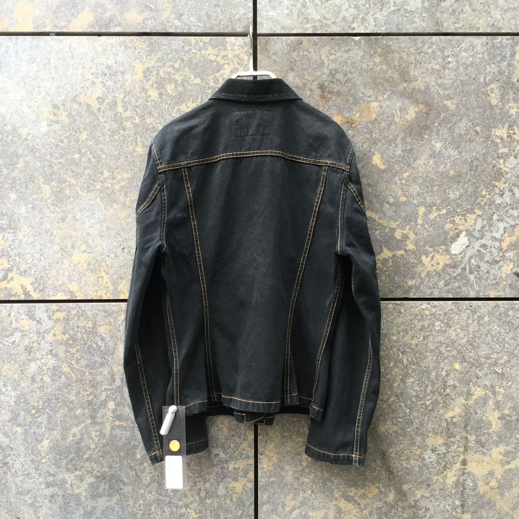 Midnight Blue Denim Kenzo Jacket  Size M/L