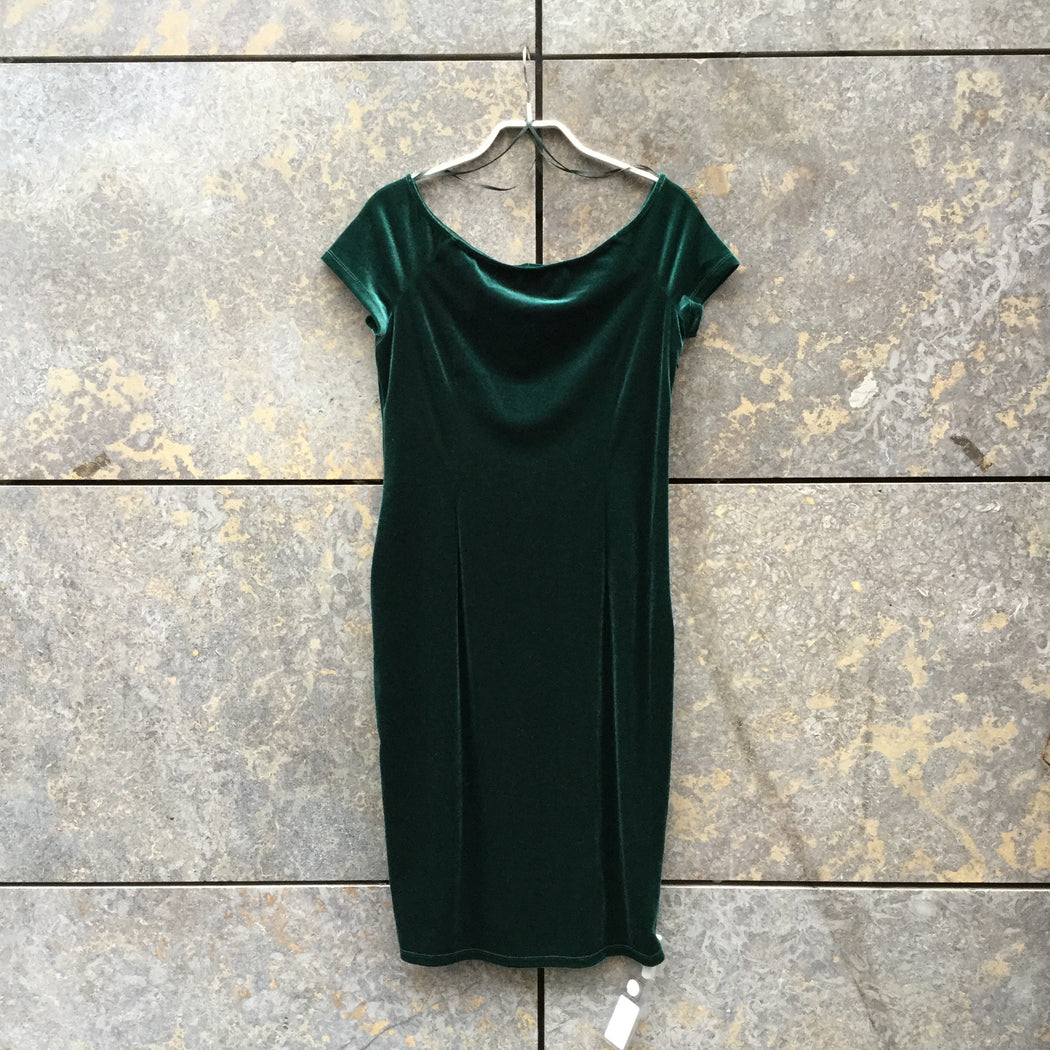 Army Velour Edc Dress  Size S/M