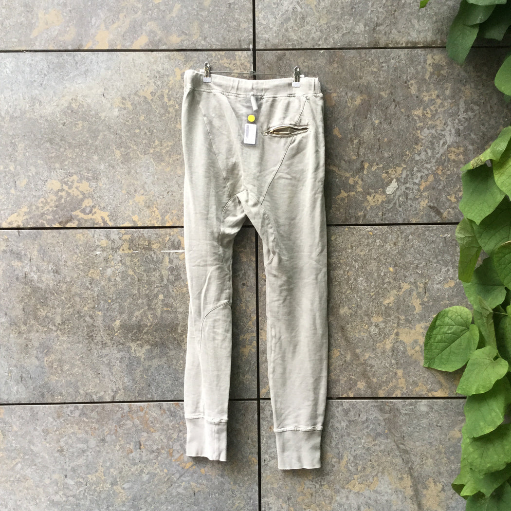 Morning Gray Cotton Acne Studios ( Mens ) Jogging Pants Destroyed Size 32