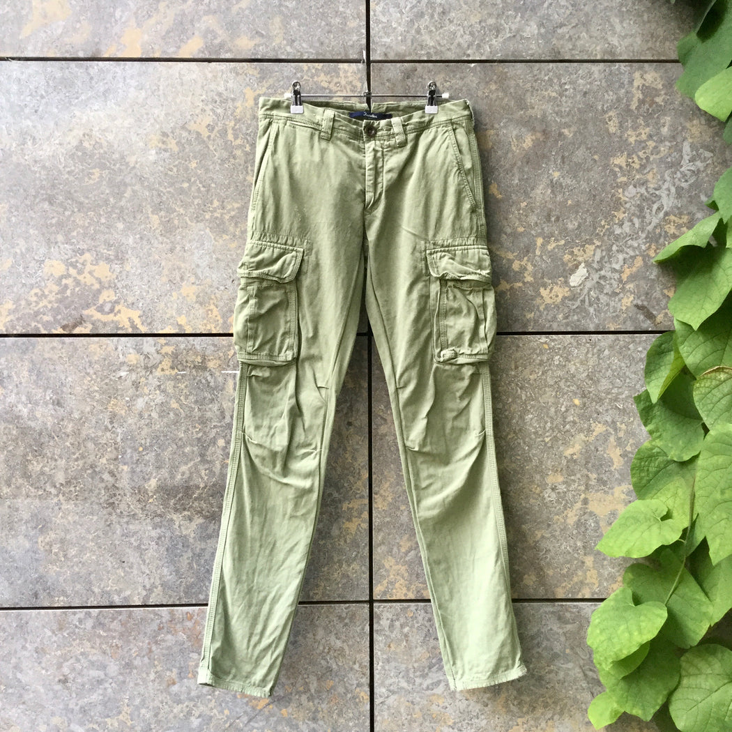 Army Cotton Vintage Cargos  Size 32