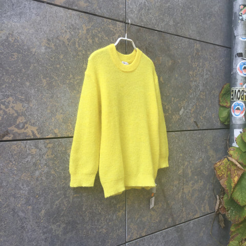 Yellow Mohair Filippa K Sweater  Size XS/S