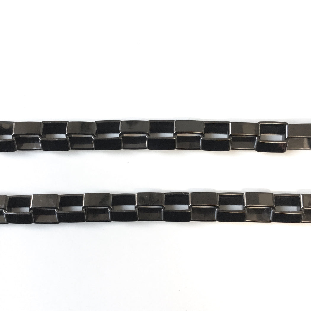 Silver Metal Contemporary Thin Belt