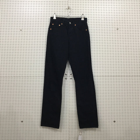 Midnight Blue Denim Levi's High Waist Jeans  Size 26/27