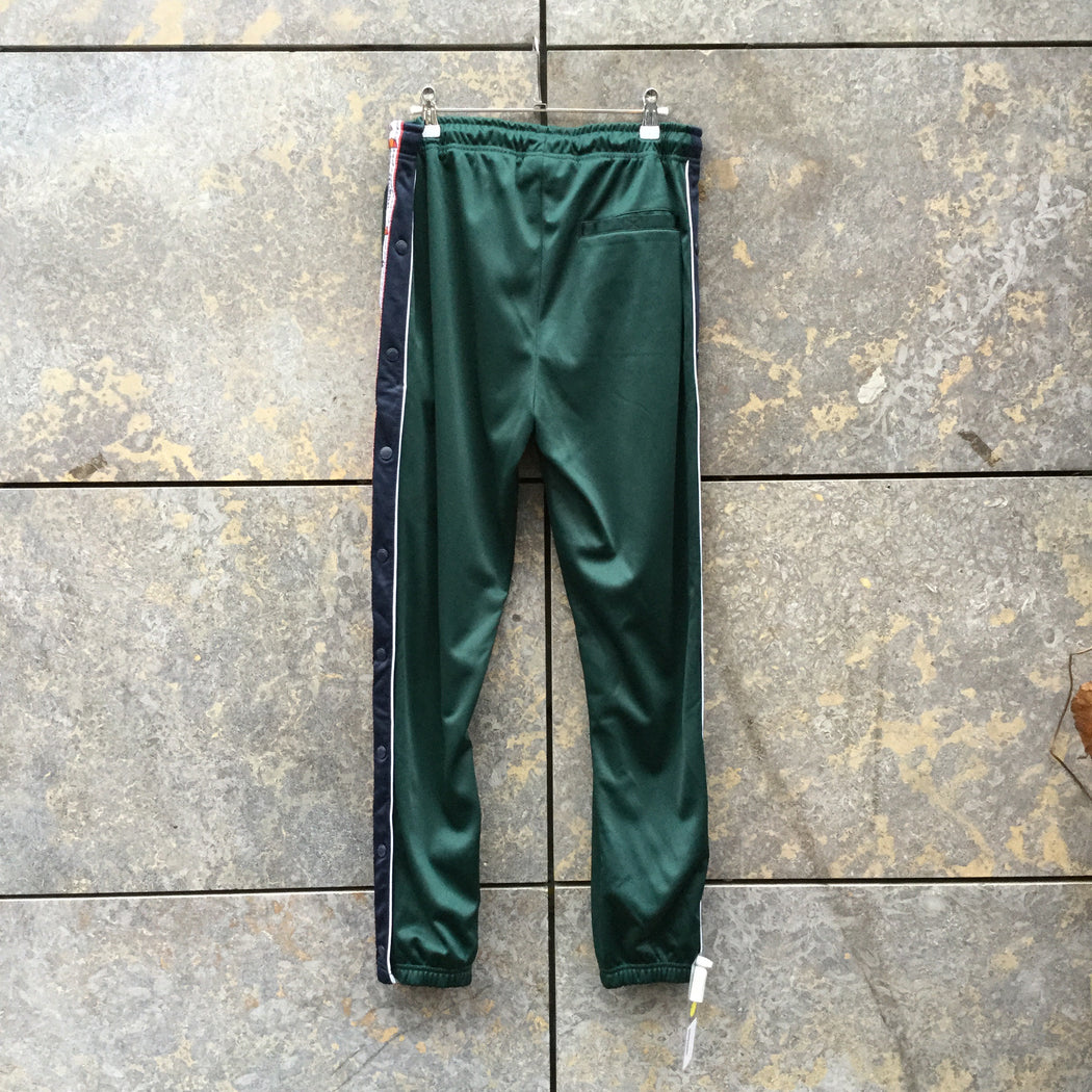 Army Polyamide Ellesse Jogging Pants  Size ADJUSTABLE
