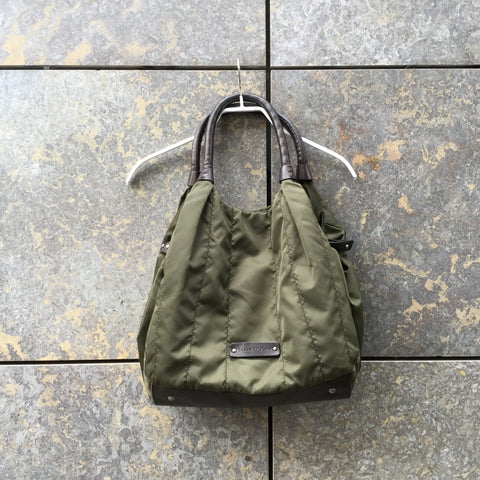 Military Green Synthetic Marc O'Polo Hand Bag  Size Os