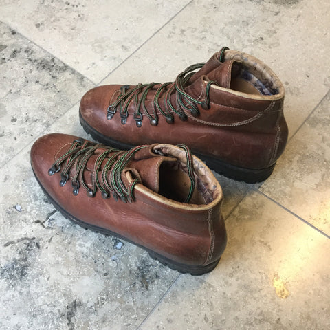 Tan Leather Paul Smith Boots  Size 43