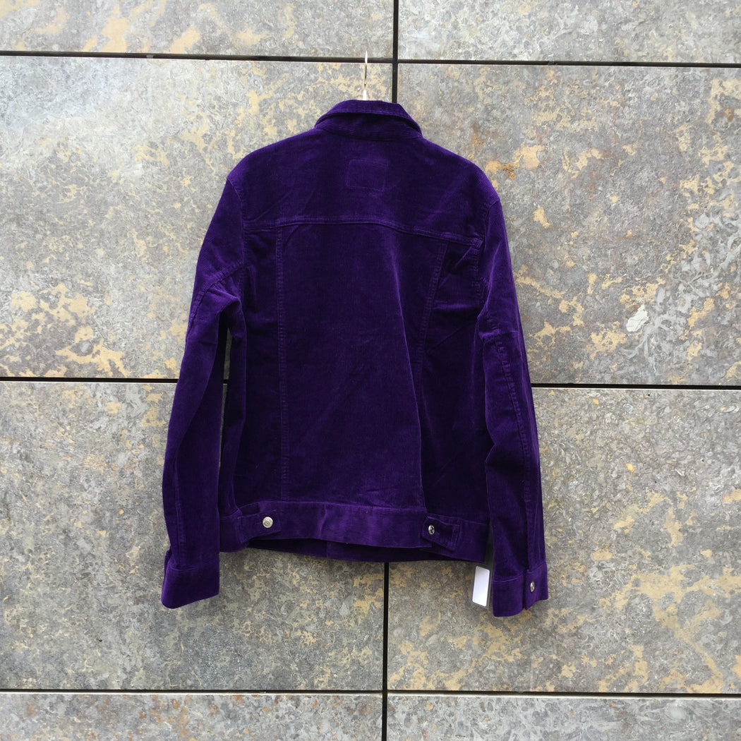 Indigo Corduroy Weekday Light Jacket  Size M