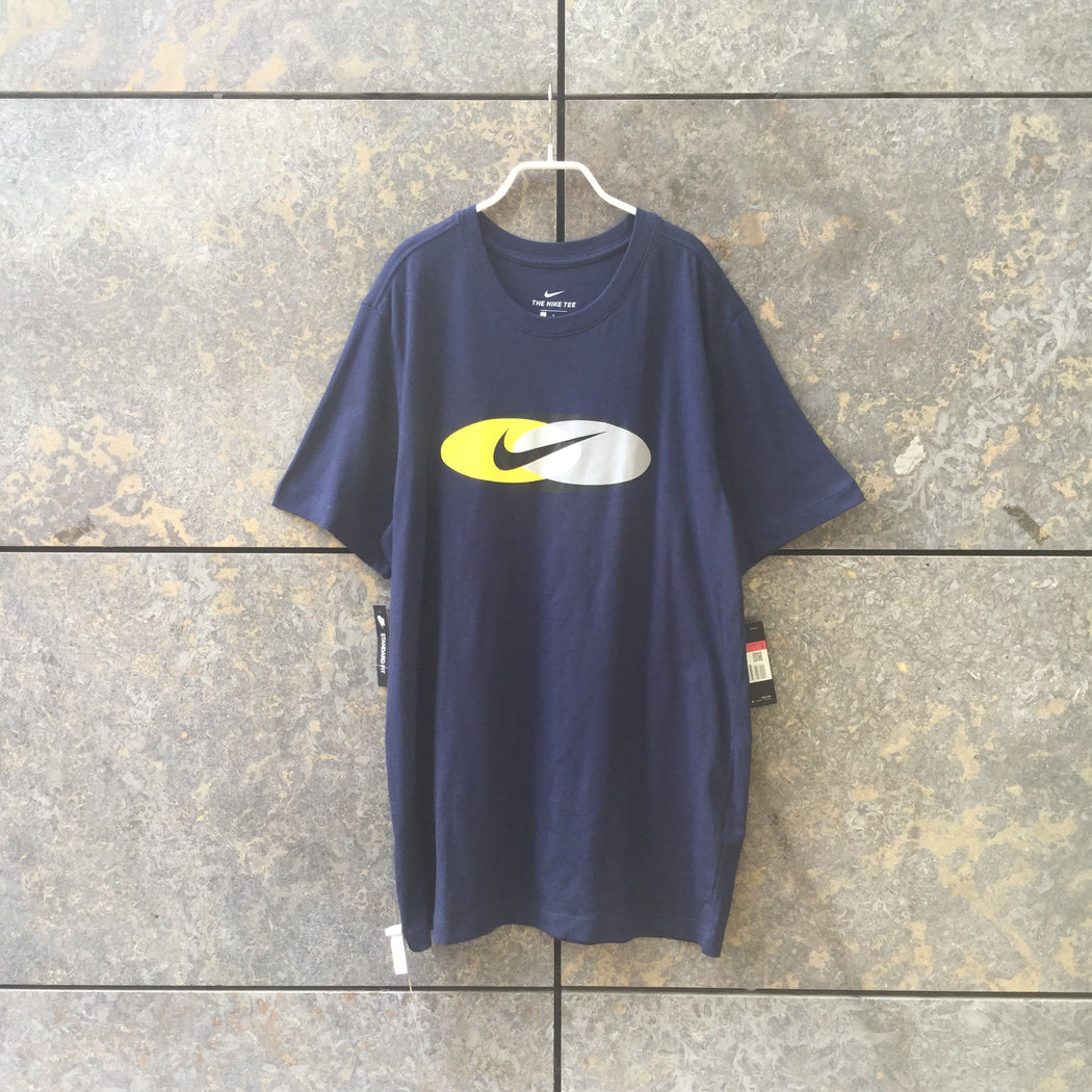 Navy-Colorful Cotton Nike Special T-shirt  Size L/XL