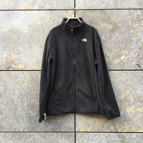 Black Fleece The North Face Zip Jacket  Size M/L