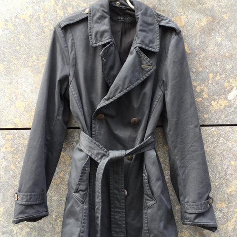 Slate Cotton Rag And Bone Jacket Special Button