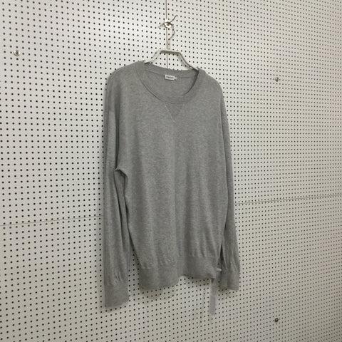 Morning Gray Cotton / Cashmere Filippa K Sweater  Size M/L