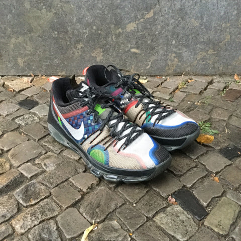 Colorful Synthetic Nike Special Sneakers  Size 10