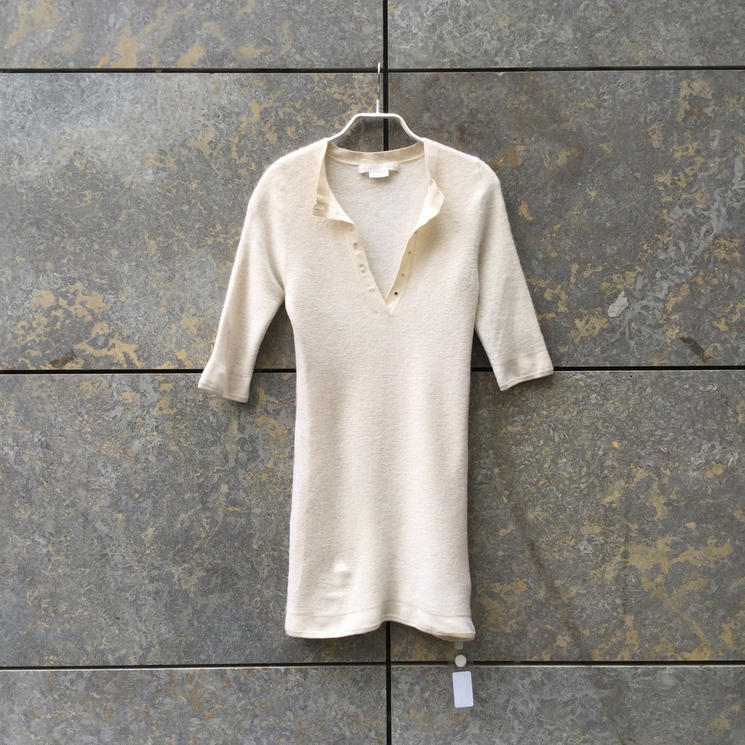 Straw Cashmere Alexander Wang Dress  Size XS/S