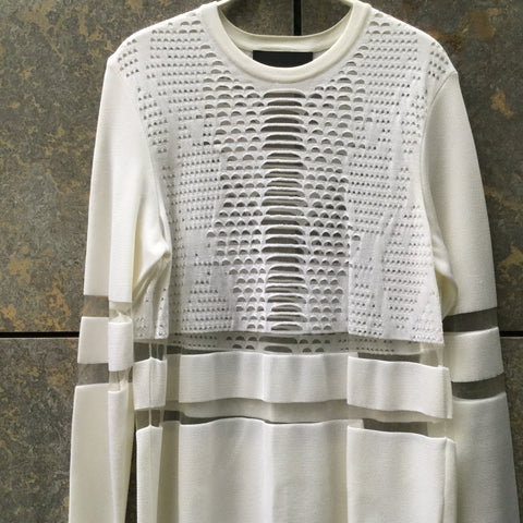 Pearl Rayon Mix Alexander Wang X H&m Top long sleeve  Size M/L