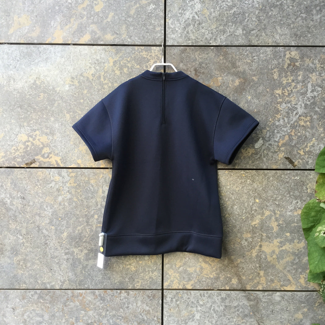 White-Midnight Blue Neoprene Adidas Collaboration Top short sleeve Boxy Size L/XL