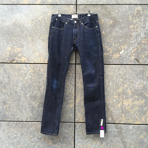 Denim Blue Denim Acne Studio ( Jeans ) Straight Fit Jeans  Size 32