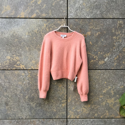 Faded Rose Acrylic Mix Other Stories Sweater  Size Xs/S