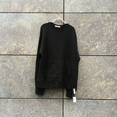 Black Cotton Independent Sweatshirt  Size Xl