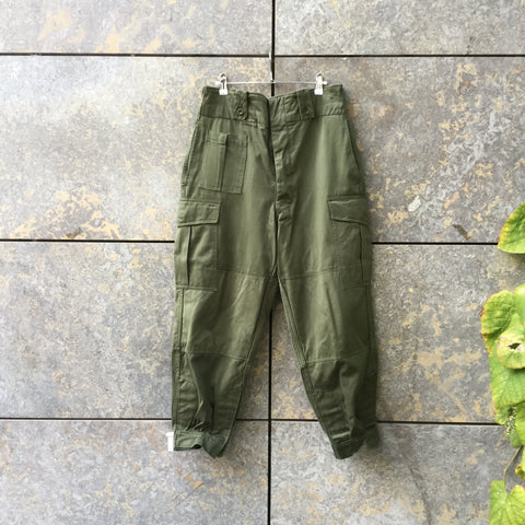 Army Cotton Independent Cargos Multi Pocket Size 32