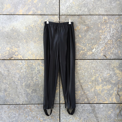 Black Elastine Gucci Leggings  Size 28/29