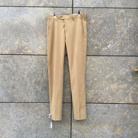 Beige Brown Wool Acne Studios ( mens ) Trousers  Size 32