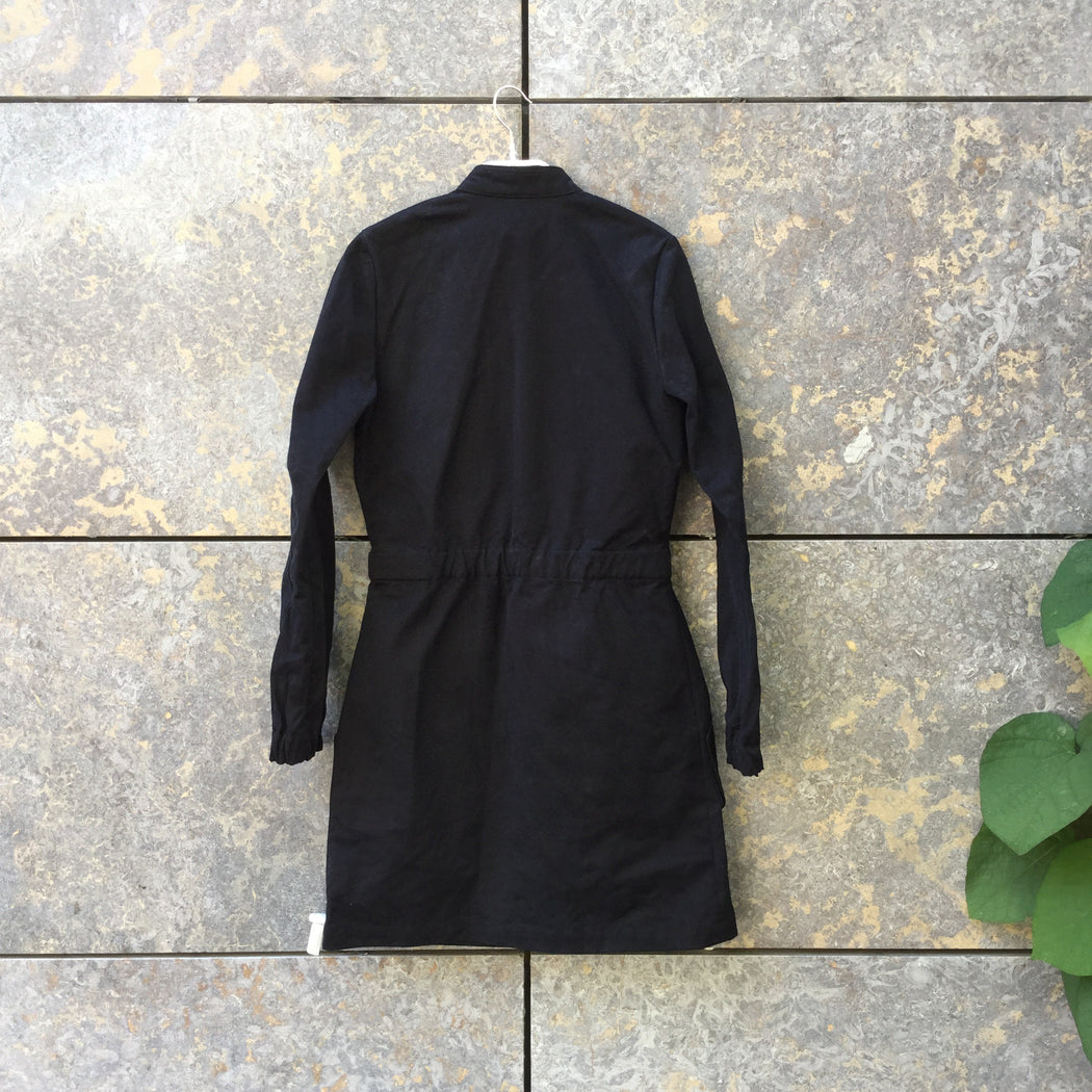 Black Cotton A.P.C. ( womens ) Light Jacket  Size S/M