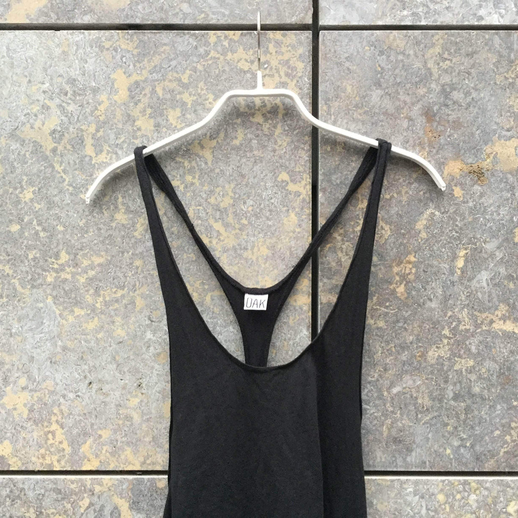 Independent Tank Black Cotton Independent Tank  Size L/Xl