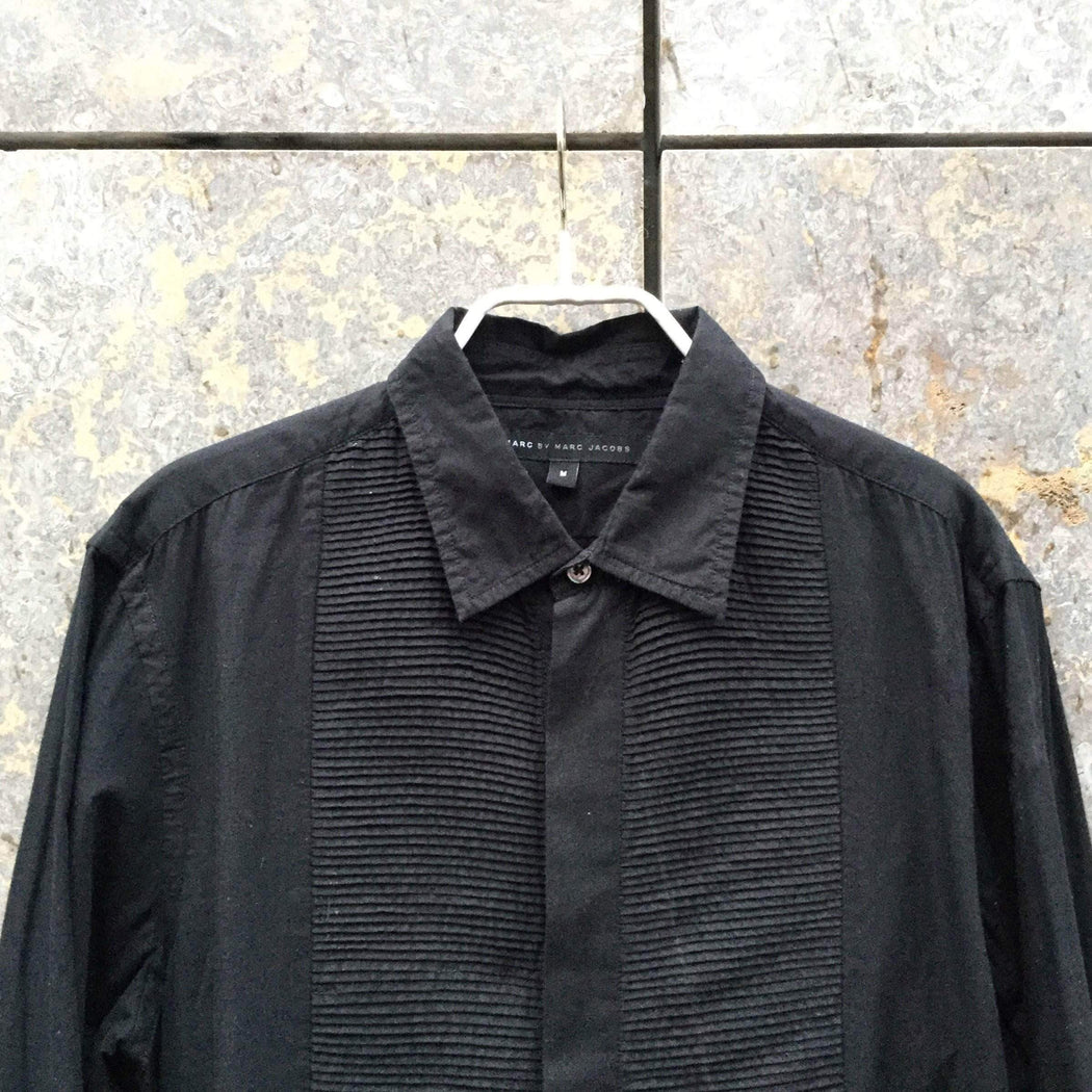 Marc by Marc Jacobs Shirt Black Cotton Mix Marc by Marc Jacobs Shirt   Size M