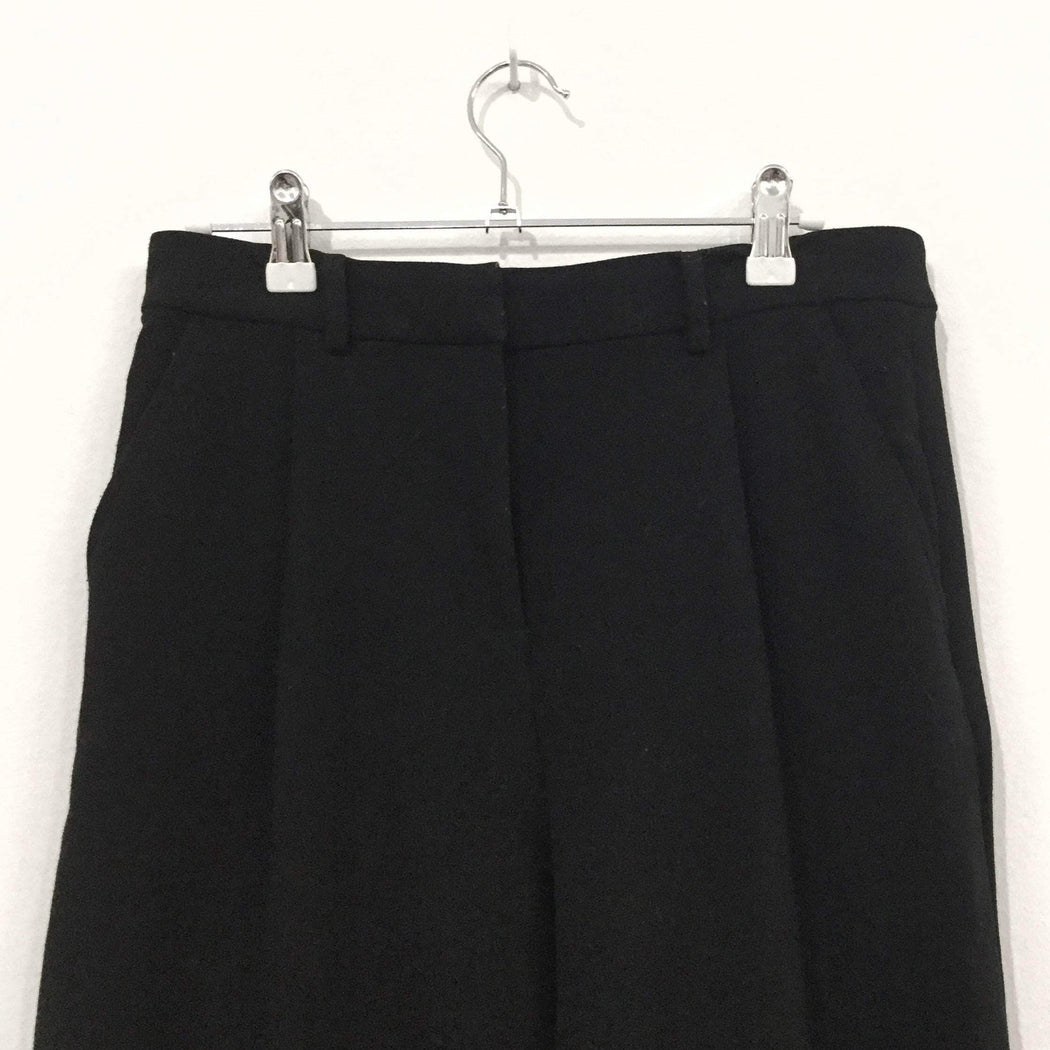 Monki Culottes Black Polyester Mix Monki Culottes  Size 28/29