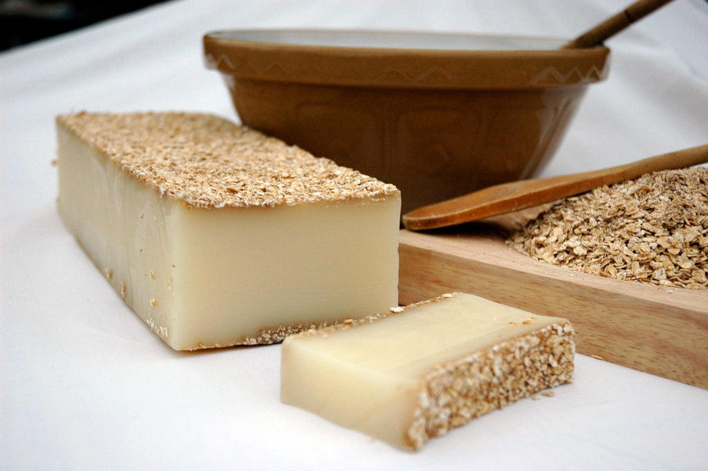 Honey, Milk & Oatmeal Soap