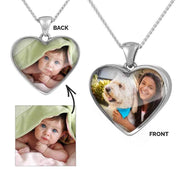 Pink Angel Photo Charm