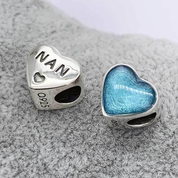 NAN Ashes Charm - Ashes Charms - Annalise Jewellery