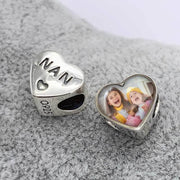 Love Photo Message Charm