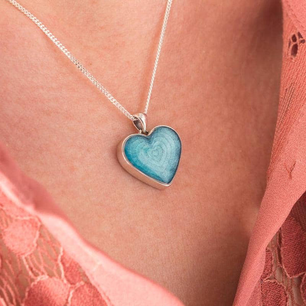 MUM Ashes Pendant | Ashes Pendant - Annalise Jewellery