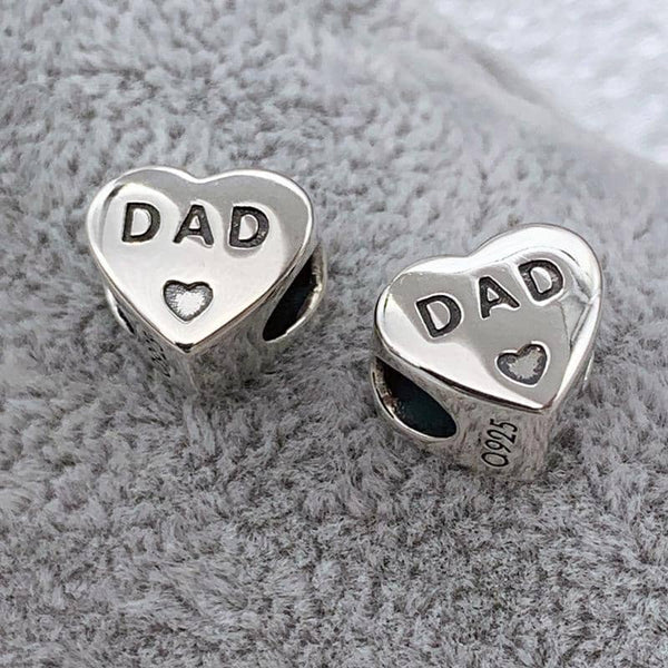 DAD Photo Charm - Photo Charms - Annalise Jewellery